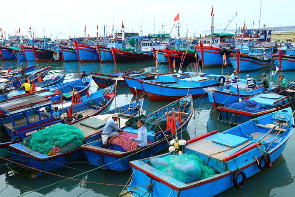Port de Nhon Hai