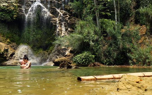 La grande cascade de Thac Mu