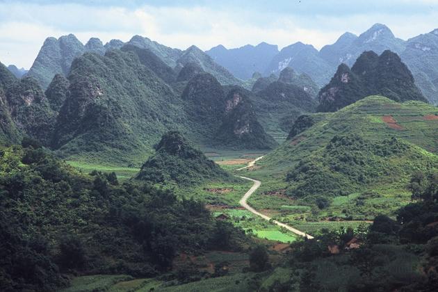 Cao Bang Vietnam  City pictures : Cao Bang, la beauté brute du Nord Est du Vietnam 360 Degrés ...