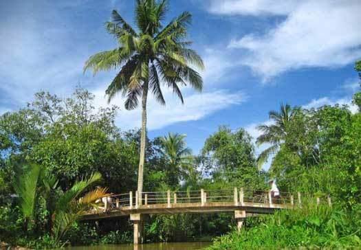 voyage à ben tre delta du mékong