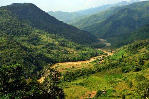 nord ouest du laos