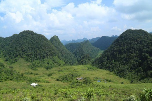village de Nam Ngu