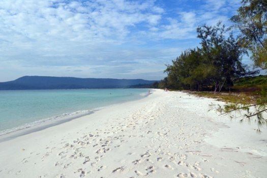 plages cambodge