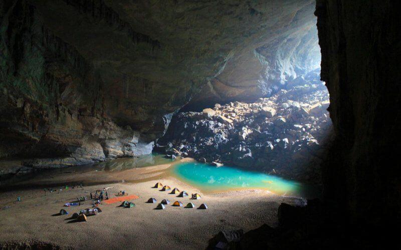 Parc National De Phong Nha Ke Bang 360 Indochine