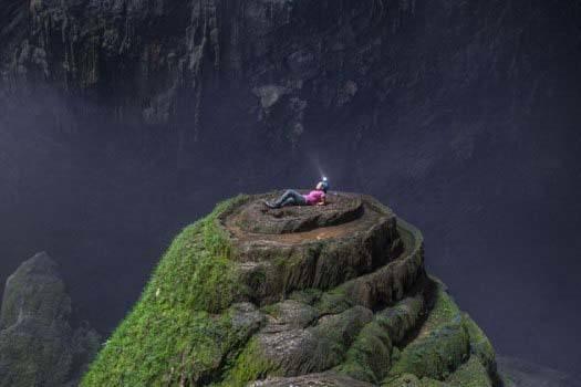 grotte son doong dans le parc national de phong nha ke bang