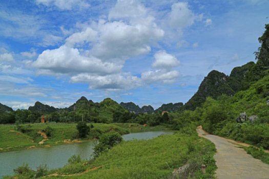 paysage de phong nha ke bang