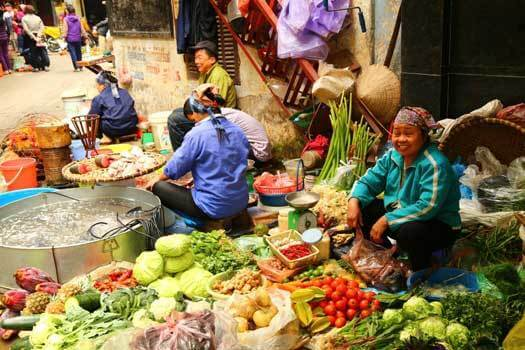 marche local hanoi