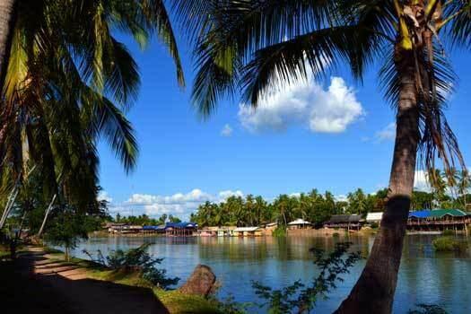 les 4000 iles laos
