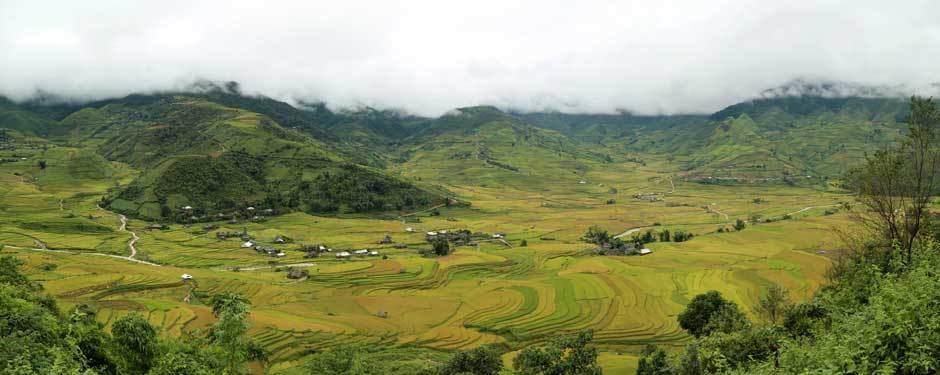 vallee tu le rizieres en terrasse