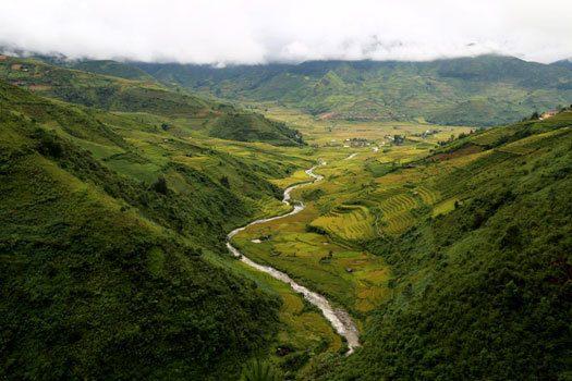 voyage au vietnam la vallee de tu le