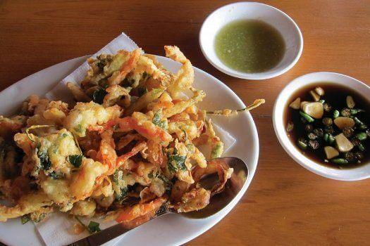 cuisine birmane