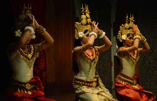 danseuses apsaras