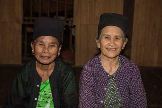 femmes tay bac ha nord vietnam
