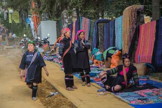 marche ethnique sapa