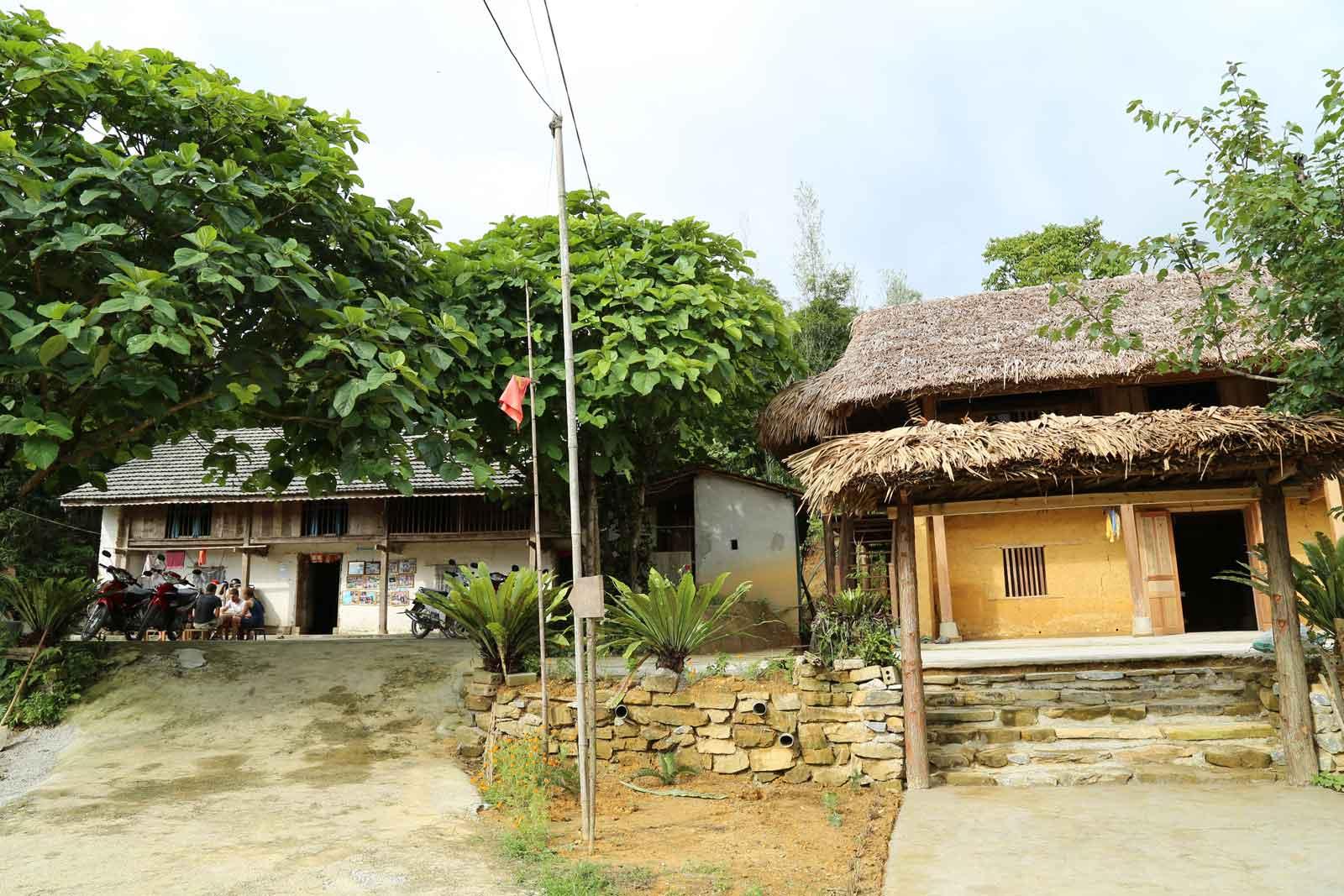 Logez chez l'habitant au village de Nam Dam, Ha Giang