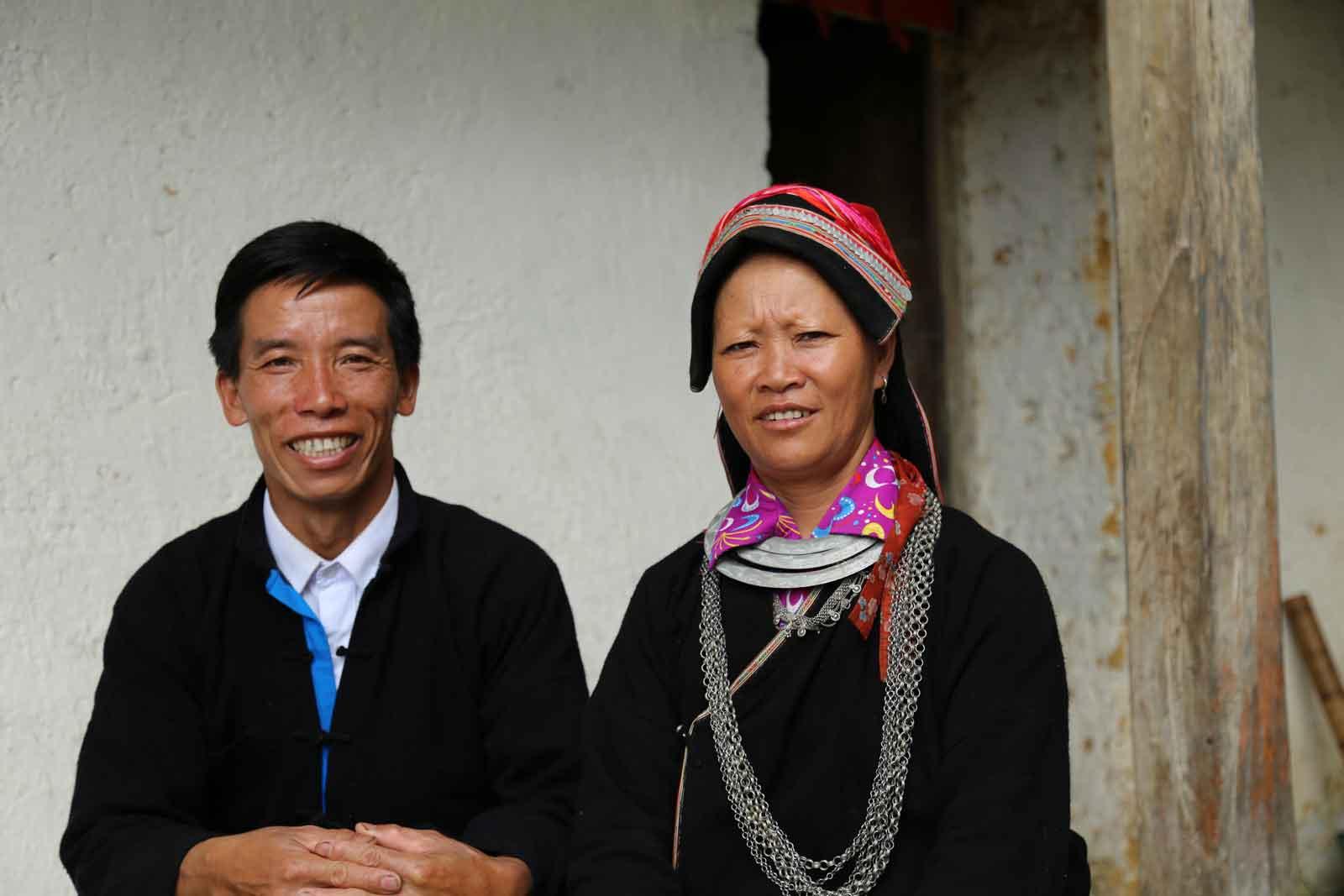 Vos hôtes de l'ethnie Dao