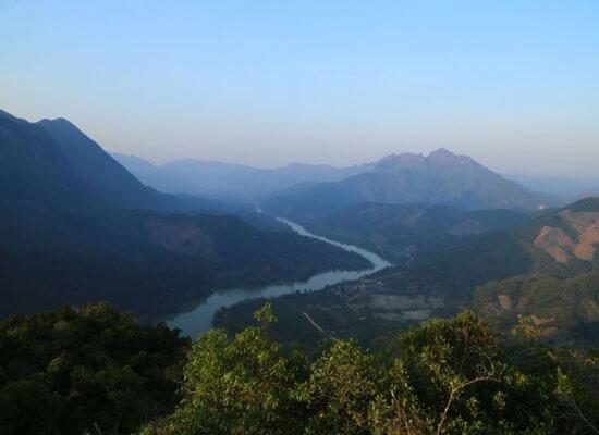 Le ruban fluvial de la mythique Nam Ou