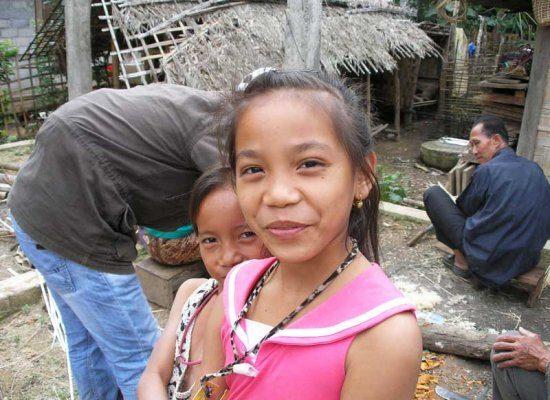 Sabaidee du Laos