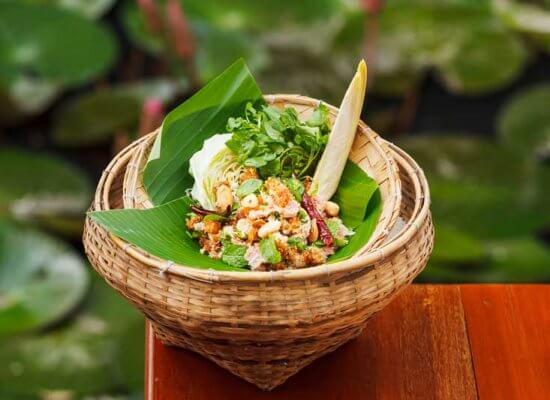 neam-khao-salade-riz-croustillant
