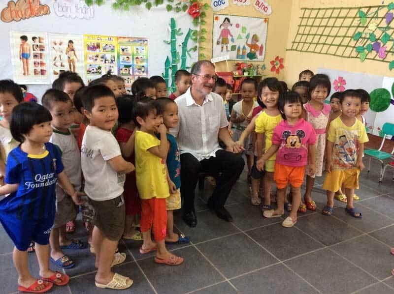 Soutenir la scolarisation des enfants défavorisés