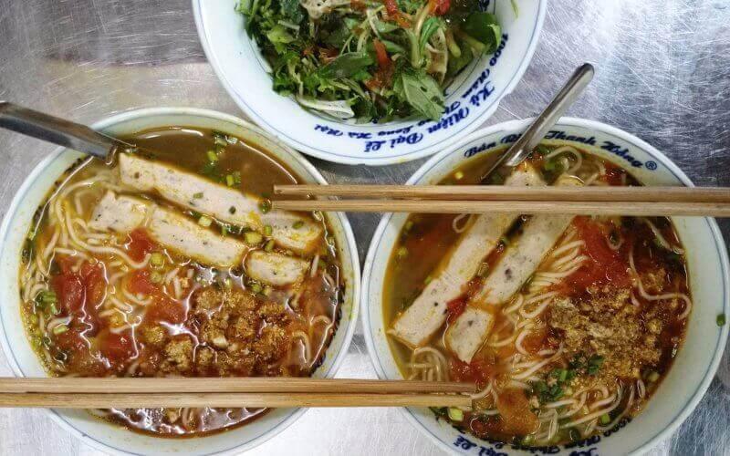 bun rieu soupe vietnamienne crabe 360degres