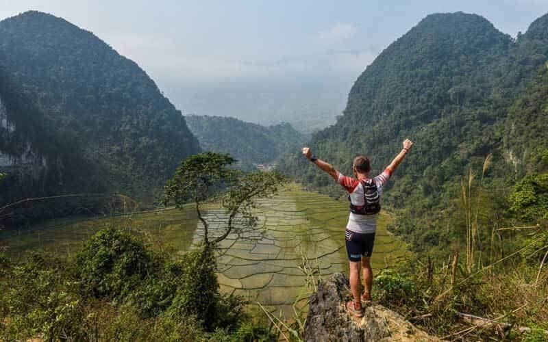 Nature en majesté dans la réserve naturelle de Pu Luong